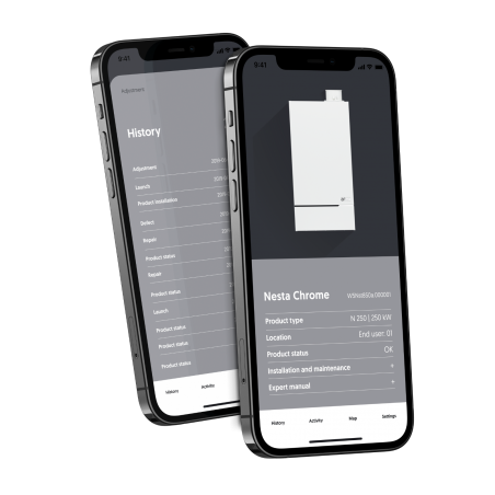 app de assistência aicON
